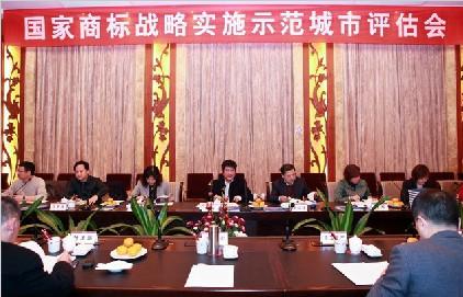 宜昌顺利通过国家商标战略实施示范城市评估验
