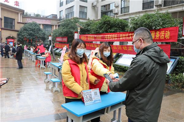 """枝江:""""14580""""新时代文明实践进社区"""