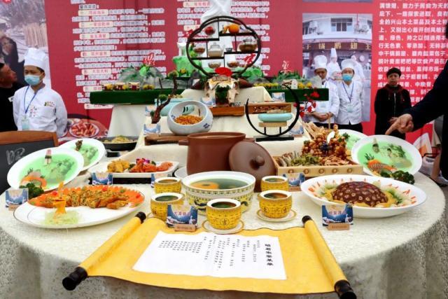 金牌特色菜上榜!昭君故里举办首届美食创新暨厨艺技能大赛