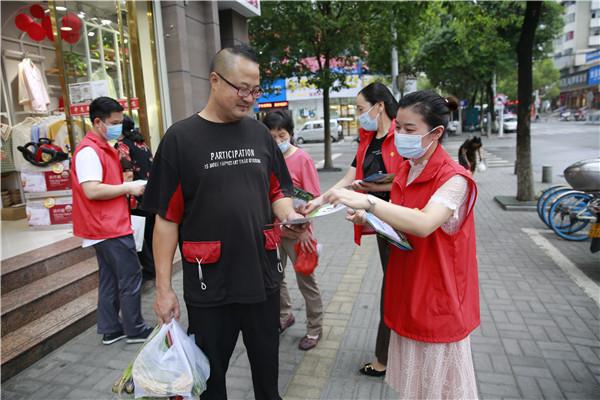 长阳交通运输局:绿色出行 服务为民